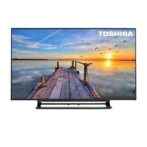 "Toshiba 48U7653DB 48"" Smart 4K Ultra HD 3D TV  £389.89 Costco"