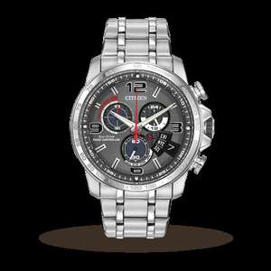 Citizen Eco Drive Atomic Chronograph £235 Delivered Free @ Goldsmiths