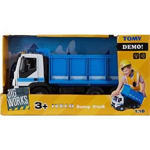 Tomy Iveco Dump Truck £10 Delivered at TK Maxx