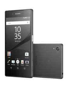 Sony Xperia Z5, 32Gb with FREE Sony BSP10 Bluetooth Speaker - Graphite Black