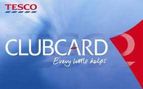 1 year- Disabled Persons Railcard- £10 (HALF PRICE) @ Tesco Clubcard