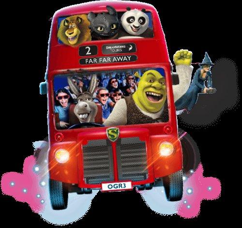 Shreks Adventure London Tickets Half Price £13.50 @ Shreks Adventure