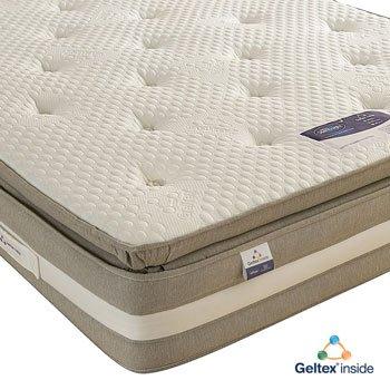 Silentnight Geltex 1850 Mattress - Double £399.99 @ Costco