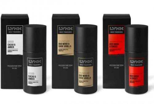 Lynx daily fragrance range £4 @ boots!