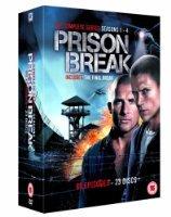 Prison Break Complete Series Box Set 1-4 (New Packaging) [DVD] £18.00  (Prime) / £20.99 (non Prime) @ Amazon