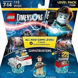 Lego Dimensions Ghostbusters Level Pack $26.90/£19.64 @ Amazon.com (PS4, Xbox One, Wii, PS3, 360)