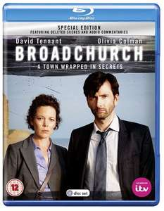 Broadchurch series 1 special edition Blu Ray £3.99 @ BBC shop