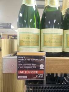 Desroches Champagne £14.50 Marks and Spencer