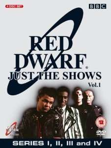 Red Dwarf: Just The Shows: Volume 1 DVD £1.99, Doctor Who Series 7 Part 1 Ltd Ed. Blu Ray £1.99 @ BBC Shop