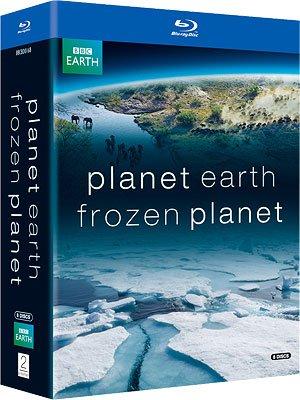 Frozen Planet & Planet Earth Box Set (Blu-Ray) - £5.99 @ BBC shop