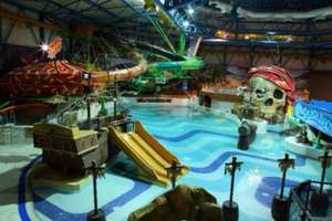 Calypso Cove Waterpark Barnsley - Family Ticket Half Price £16.65 via Radioaire-offers