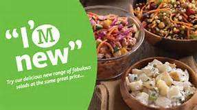 Morrisons Lunch Deal, Any Sandwich or Medium Salad, + Any Side + Any Drink  £3.00
