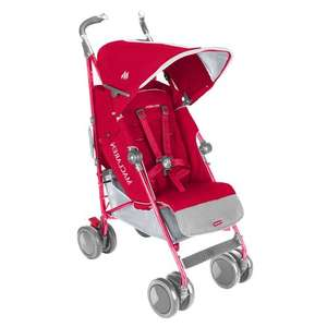 Maclaren Techno XT Stroller - Red - £150 at Mothercare!