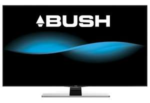 Bush 40 Inch Ultra HD 4K Freeview HD LED TV - Silver  £249.99 (Argos/ebay) (£200 with voucher)