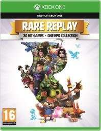 (Xbox One) Rare Replay preowned £7.99 @ Grainger Games