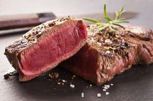 Steak Saturdays at waitrose 20% off all cuts