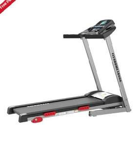 Fit for home Motorised Folding Treadmill - 14 KPH  12 Programs £199.99 @ ebay / fit4home