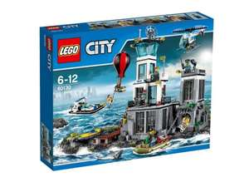 Lego City 60130 Police Prison Island £50.99 @ Amazon