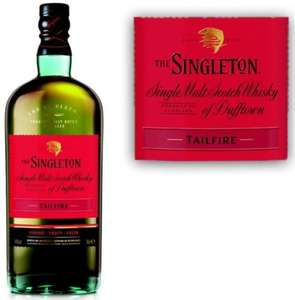 Singleton Tailfire Malt Whisky 70cl - £15 Asda in-store