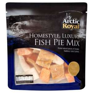 Fish Pie Mix 600g £2.50 @ Iceland