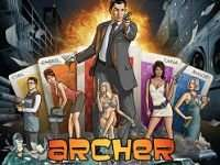 Archer Season 1 (HD)  £4.99 at amazon.co.uk