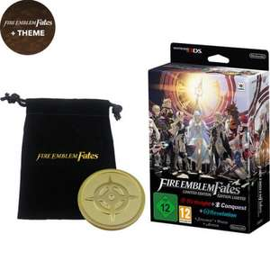 [Nintendo Store] Fire Emblem Fates Special / Limited Edition for 3DS (Pre Order) - £69.99