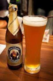 Franziskaner wheat beer - 99p a bottle in Lidl