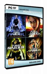 Various pc game collections Tomb raider / Hitman / Thief - £2.29 each delivered @ yellow bulldog