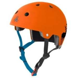 TRIPLE 8 BRAINSAVER SWITZER PRO HELMET - ORANGE £11.99 @ Skate Hut (£1.99 del)