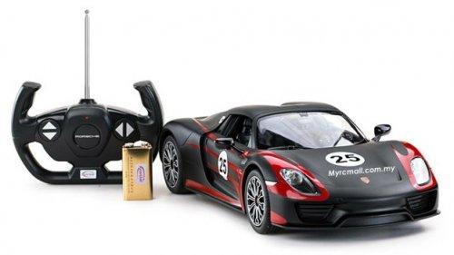 Porsche 918 Spyder Weissach RC Car 1:14 Scalewas £25.00 now  £12.50 @ Tesco Online and instore