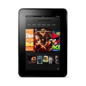 "Kindle Fire HD 7"" 16GB Refurbished £34.99 at Zavvi.com Free delivery"