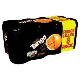 Tango / 7-up (8 packs 330ml Cans) ONLY £2 @ Asda