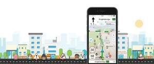 Update on Navmii free satnav app - now offers free traffic rerouting