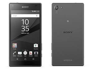 Sony Xperia Z5 Compact SIM-Free Smartphone (UK Version) - Graphite Black £299.99  Sold by SILVERLINETRADING Fulfilled by Amazon