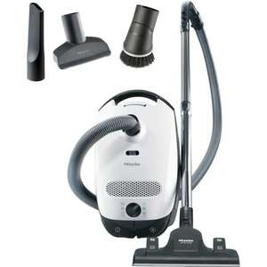 Miele Classic C1 Ecoline Bagged Cylinder Vacuum Cleaner £89 down from £180 at ao.com