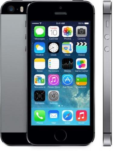 Apple iPhone 5s Refurbished, 16GB Factory Unlocked - Space Grey, £127.99 (Ebay) UniversalGadget