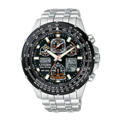 Citizen Skyhawk Eco Drive Radio Controlled Watch JY0000-53E- £249 H Samuels