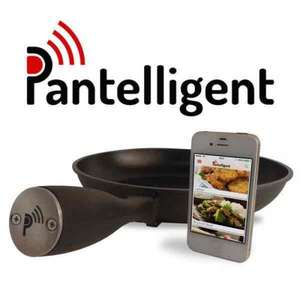 talking frying pan - Pantelligent ! £169.99 @ The Fowndry