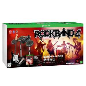 rockband 4 Xbox one band in a box £79.95 in store Grantham PC World
