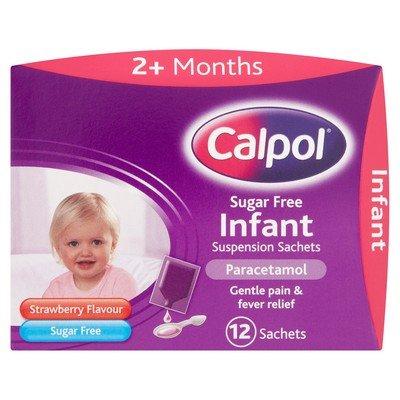 Calpol 12 Sachets 35p scanning in store @ Lloyds Pharmacy