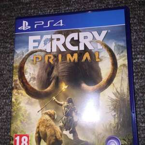 Far Cry Primal instore at Tesco for £27.99