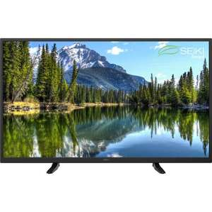 Seiki SE55FO04UK 55 Inches Freeview HD Smart 1080p Full HD LED TV (possibly £249) £299 AO.com via eBay