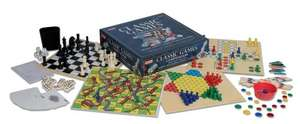 Classic Games Compendium (over 100 Games) £4.25 Add on / £20 Spend @ Amazon