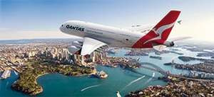 Cheap Qantas flights from Heathrow