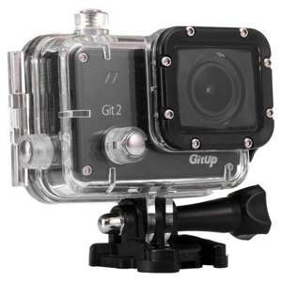 GitUp Git2 2K WiFi Action Camera £75.74 @ Gearbest