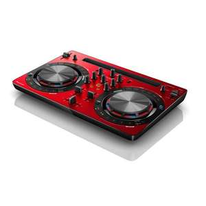 Pioneer DDJ-WeGo 3 DJ Controller (Red Colour) only £176 at DV247.com