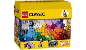 Lego 10702 Creative Building Set Asda £15 free click n collect