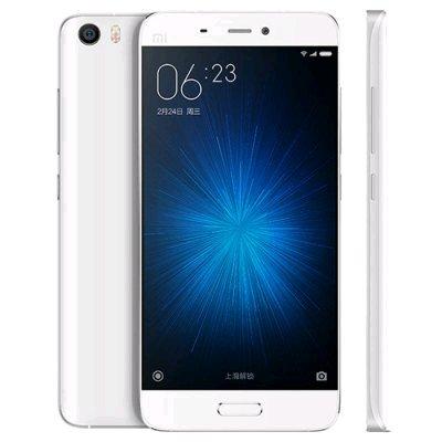 Xiaomi Mi 5 32GB 4G Smartphone  -  WHITE  £278.78 @ Gearbest
