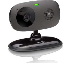 MOTOROLA Focus 66B Home Security Camera was £69.99 now £32.99 from Currys/PCWorld