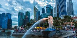 Flights to Singapore from London with Etihad Airways £338